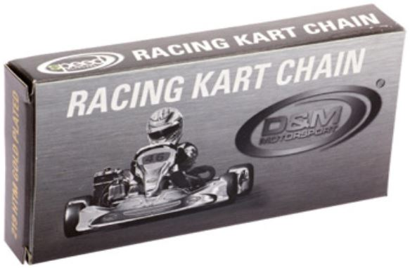 kart onderdelen in de kartwareshop